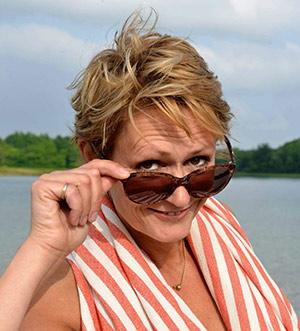 Ilona Horstra van Hamamdoekengeluk